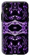 Purple Series 3 IPhone X Tough Case