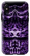 Purple Series 6 IPhone X Tough Case