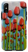 Tulip Festival IPhone X Tough Case