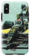 Automobile Racing IPhone X Tough Case