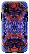 Abstract 110 IPhone X Tough Case