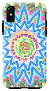 Colorful Signature Art Chakra Round Mandala By Navinjoshi At Fineartamerica.com Rare Fineart Images  IPhone X Tough Case