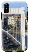City Of Budapest In Hungary IPhone X Tough Case