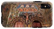 Debre Berhan Selassie Church In Gonder IPhone X Tough Case
