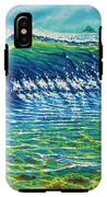 Dolphin Surf IPhone X Tough Case