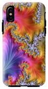 Julia Fractal IPhone X Tough Case