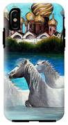 Magical Horses IPhone X Tough Case