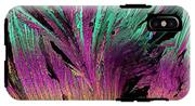 Plm Of Crystals Of Estrone IPhone X Tough Case