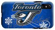Toronto Blue Jays IPhone X Tough Case