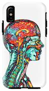 Brain And Spinal Cord IPhone X Tough Case