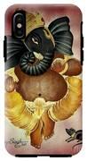 Lord Ganesha IPhone X Tough Case