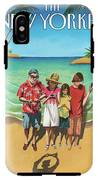 New Yorker July 23rd, 2012 IPhone X Tough Case