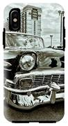 56 Chevy IPhone X Tough Case
