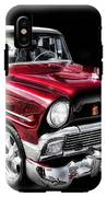 56 Chevy IPhone X Tough Case