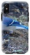 Blue Jay IPhone X Tough Case