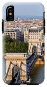 Budapest Cityscape IPhone X Tough Case