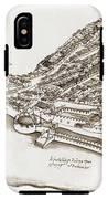 Portuguese Outpost IPhone X Tough Case