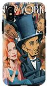 New Yorker February 25th, 2013 IPhone X Tough Case
