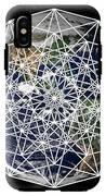 6d Earth IPhone X Tough Case