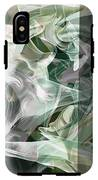 Abstract IPhone X Tough Case