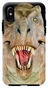 Tyrannosaurus Rex Model IPhone X Tough Case