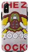 98.the Zoo Rocks IPhone X Tough Case