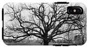A Bare Oak Tree IPhone X Tough Case