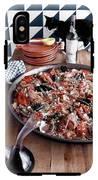 A Dish Of Paella IPhone X Tough Case