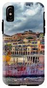 A Genesis Sunrise Over The Old City IPhone X Tough Case