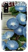 A House And Garden Cover Of Flowers IPhone X Tough Case