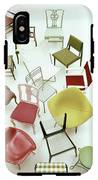 A Large Group Of Chairs IPhone X Tough Case