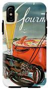 A Lobster And A Lobster Pot With Beer IPhone X Tough Case