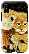 A Mother's Love - In The Den By Lcs IPhone X Tough Case