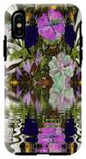 A River Of Flowers  IPhone X Tough Case