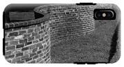 A Serpentine Brick Wall IPhone X Tough Case