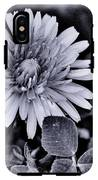 A Simple Daisy IPhone X Tough Case