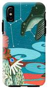 A Study For Whale Dreamer IPhone X Tough Case