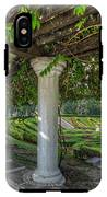 A Sunken Garden IPhone X Tough Case