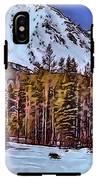 Lone Wolf IPhone X Tough Case