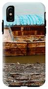 Abandoned Barge IPhone X Tough Case