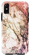 Abstract Branches IPhone X Tough Case