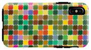 Abstract Bright Colorful Seamless IPhone X Tough Case