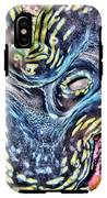 Fluted Giant Clam IPhone X Tough Case