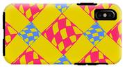 Abstract Geometric Colorful Seamless IPhone X Tough Case