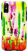 Abstract Love IPhone X Tough Case