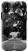 Abstract Road  IPhone X Tough Case