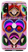 African Art Style Mascot Wizard Magic Comedy Comic Humor  Navinjoshi Rights Managed Images Clawn    IPhone X Tough Case