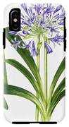 Agapanthus IPhone X Tough Case