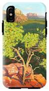 Airport Mesa Vortex - Sedona IPhone X Tough Case