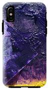 Collage Nr. 11 Alligator River IPhone X Tough Case